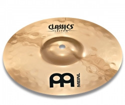 Meinl 10' Classics Custom Extreme Metal Splash