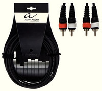 Rca/Rca 1,5m Alpha Audio