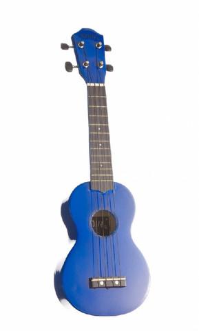 Ukulele sopraano Noir NU-1S, sininen (sis. pussi)