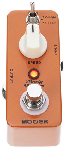 Phaserpedaali Mooer Ninety Orange