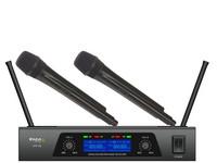 Langaton mikrofonisetti Ibiza Sound UH-20 + 2 mikrofonia