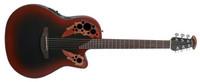 Elektro-akustinen kitara Ovation Celebrity Elite CE44-RRB Mid Cutaway