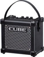 Roland Micro Cube GX BK, black (sis. muuntajan)