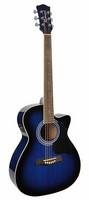 Elektro-akustinen kitara Richwood RD-12CESB