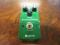 Delaypedaali Joyo JF-33 Analog Delay (käyt)