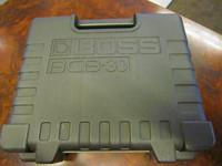 Efektilauta Boss BCB-30 (käyt)