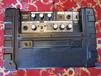 Myydään asiakkaan lukuun Kitaravahvistin Roland Cube 15x (käyt)