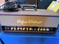 Myydään asiakkaan lukuun Kitaravahvistin Hughes&Kettner Statesman Dual EL34 Head (käyt) + jalkakytkin (käyt)