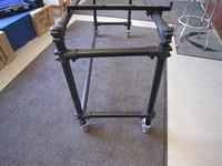 Myydään asiakkaan lukuun Pianoteline Jaspers 1R-150B (käyt)