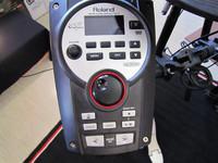 Myydään asiakkaan lukuun Sähkörumpusetti Roland TD-11K (käyt)
