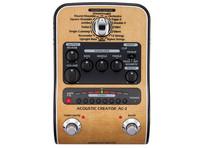 Multiefekti akustiselle kitaralle Zoom AC-2