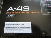 Midikeyboard Roland A-49 (käyt)