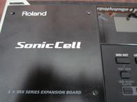 Soundimoduli Roland Sonic Cell (käyt)