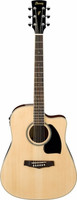 Elektro-akustinen kitara Ibanez PF15ECE NT