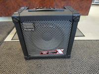 Myydään asiakkaan lukuun Kitaravahvistin Roland Cube 30X (käyt)