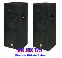 PA-kaiutin passiivi JBL JRX125, 500W/2000W, pari