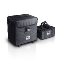 Kuljetuspussit Dave 8xs setille LD Systems Dave 8 Set 1