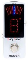 Viritysmittaripedaali Mooer Baby Tuner