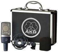 Äänitysmikrofoni AKG C214