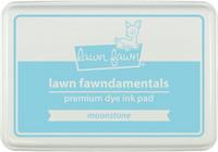 Leimamustetyyny, Lawn Fawn Dye Ink, Moonstone