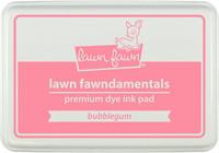 Leimamustetyyny, Lawn Fawn Dye Ink, Bubblegum