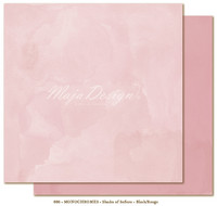 Maja Design - Monochromes - Shades of Sofiero - Blush/Rouge
