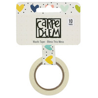Carpe Diem Washi, Home/Domestic Bliss Bless This Mess