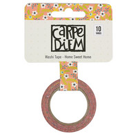Carpe Diem Washi, Home/Domestic Bliss Home Sweet Home