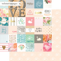 Love Story Collection, Dreams Come True, 12''x12''