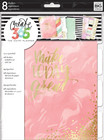 Happy Planner - CLASSIC Dividers, Lovely Pastels, 8kpl