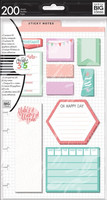 Happy Planner Sticky Notes - Be There