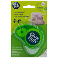 Glue Dots Teippirolleri, Removable Dots, 10mm