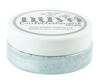 Tonic - Nuvo Embellishment Mousse, Powder Blue, 62,5g