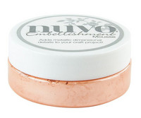 Nuvo Embellishment Mousse, Coral Calypso, 62,5g
