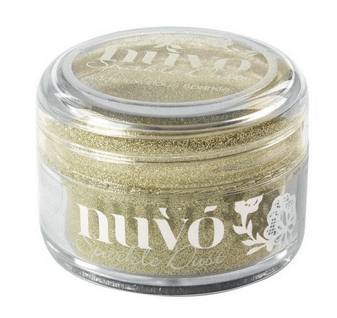 Nuvo Sparkle Dust, Gold Shine, 15ml