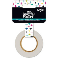 Illustrated Faith Washi Tape, Criss Cross Color