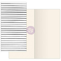 Prima Marketing - Prima Traveler's Journal Notebook Refill, Modern Lines