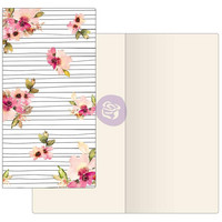 Prima Marketing - Prima Traveler's Journal Notebook Refill, Scribbles