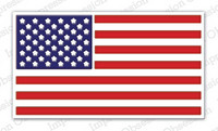 Impression Obsession-stanssi, US Flag