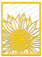 Impression Obsession-stanssi, Sunflower Background