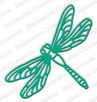 Impression Obsession-stanssi, Large Dragonfly