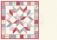 Pion Design - Patchwork of Life - Family quilt