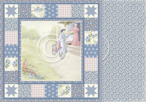 Pion Design - Patchwork of Life - Being a grandmother