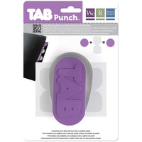 WeR - Tab Punch, Circle 1.5