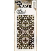 Tim Holtz Layered Stencil, Ornate