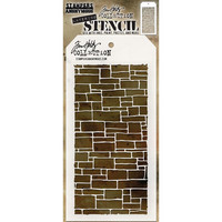 Tim Holtz Layered Stencil, Slate