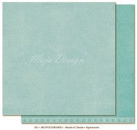Maja Design - Monochromes - Shades of Denim - Aquamarine