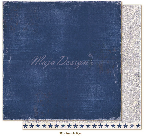Maja Design - Denim & Friends - Worn Indigo