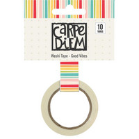 Simple Stories - Carpe Diem Washi, Good Vibes