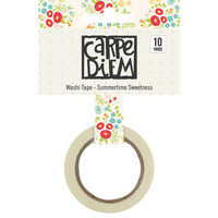 Simple Stories - Carpe Diem Washi, Summertime Sweetness